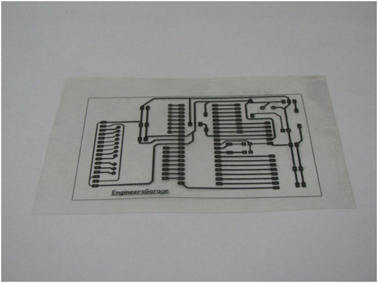 etching circuit boards at home