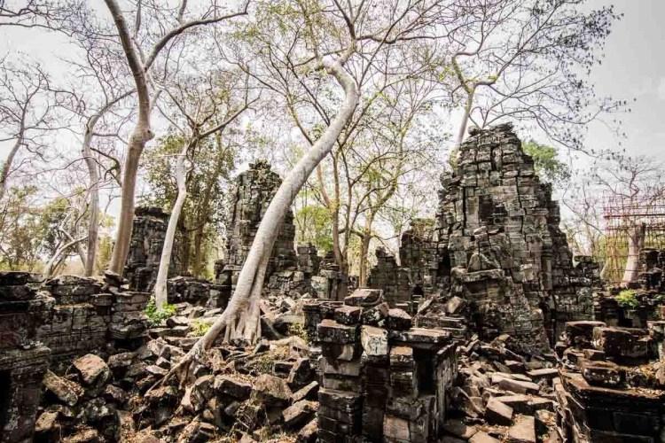 班迭奇馬寺(Banteay Chhmar)