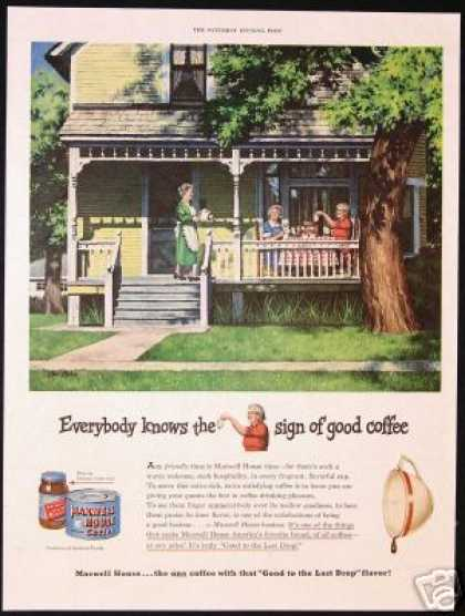 Vintage Drinks Advertisements of the 1940s (Page 2) - House Advertisements