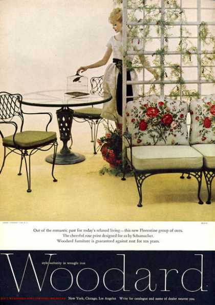 Knoll Couch Vintage Furniture Ads Of The 1960s