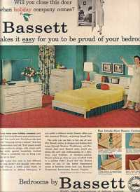 Vintage Furniture Ads of the 1950s (Page 2)