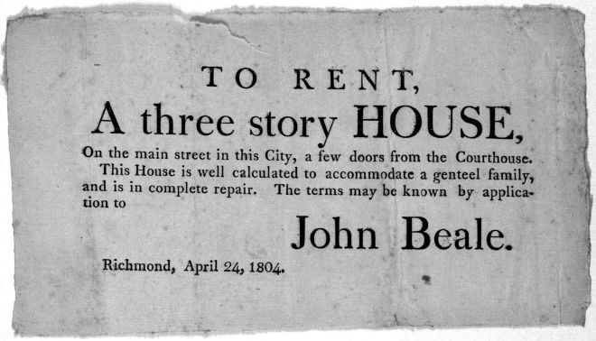 Vintage Industry Ads of the 1800s - House Advertisements