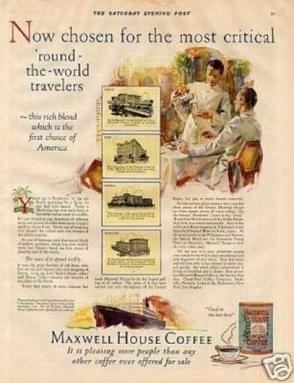 Vintage Drinks Advertisements of the 1920s (Page 2)