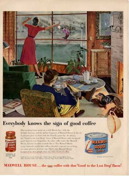 Vintage Animal Advertisements of the 1950s (Page 5) - House Advertisements