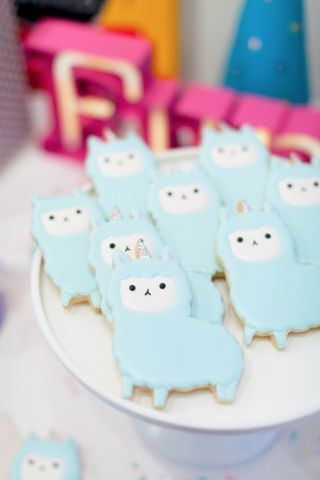 Knock Down Ceiling Llama Tell You Why You'll Love This Llamacorn Bridal Brunch