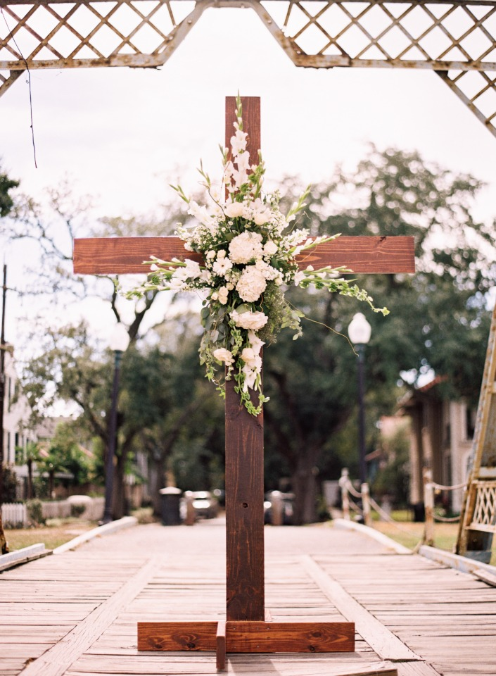 Elegant Coffee Tables Elegant Bridge Wedding Over Bayou St. John In New Orleans
