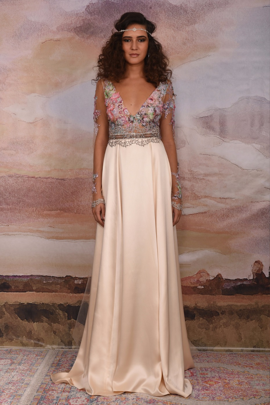 Salon Ecru Claire Pettibone Vagabond Collection 2018