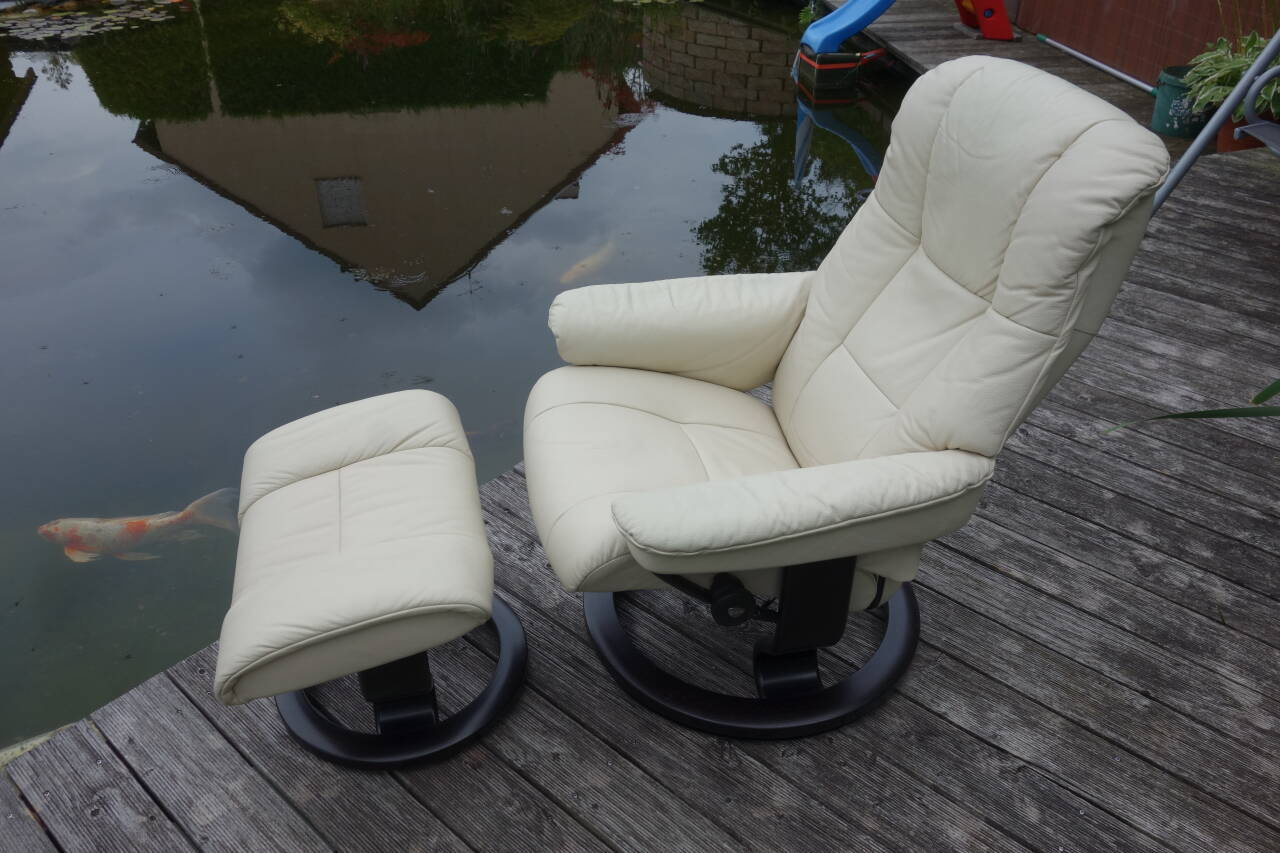 Stressless Sessel Mit Hocker Stressless Sessel Mayfair S Mit Hocker Gebraucht