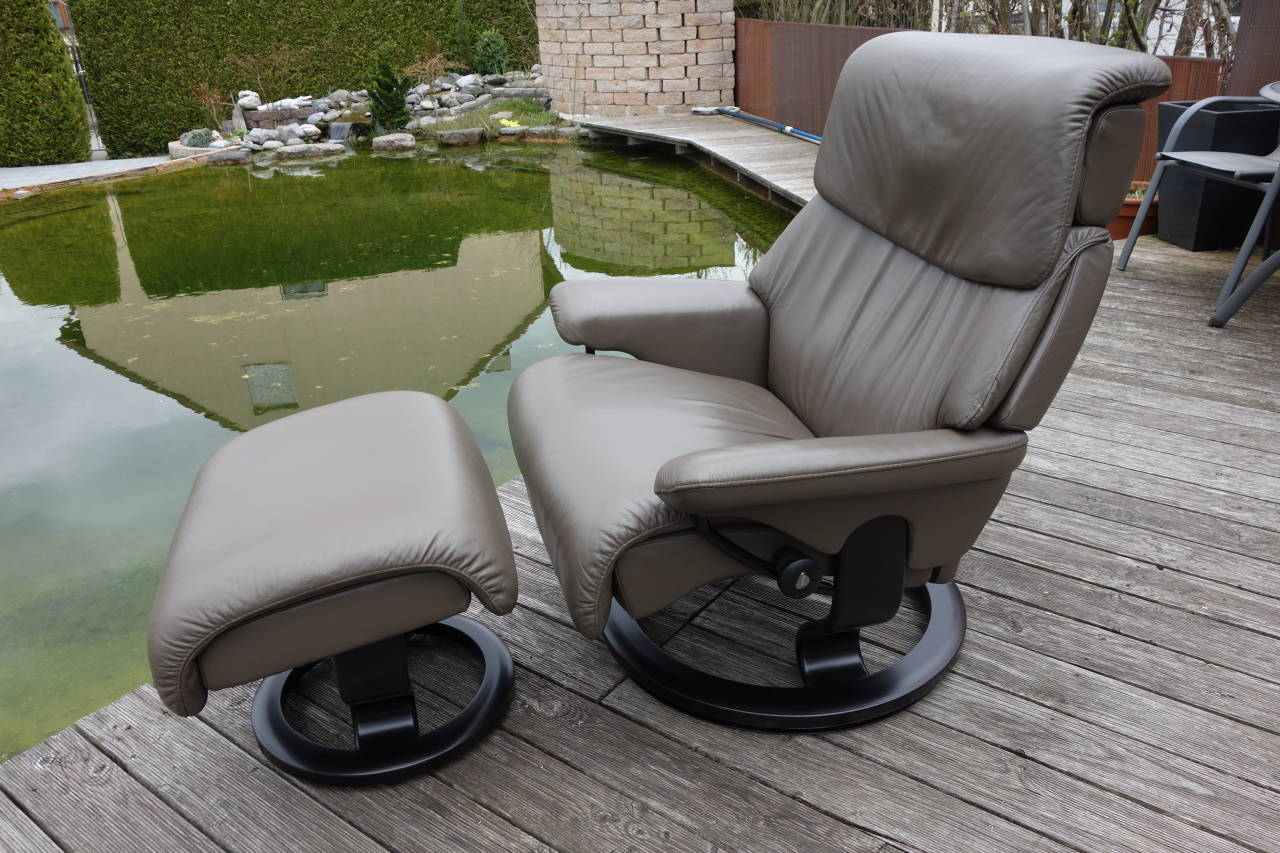 Stressless Magic Signature Sessel Stressless Sessel Dream L Ehemals Spirit Mit Hocker Gebraucht