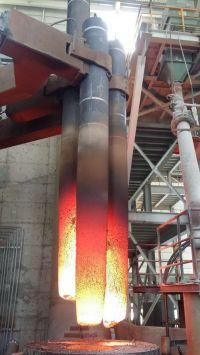 Buy UHP Graphite Electrode Manufacturer For EAF Furnace ...
