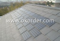Buy Synthetic Slate Roof Tile Price,Size,Weight,Model ...