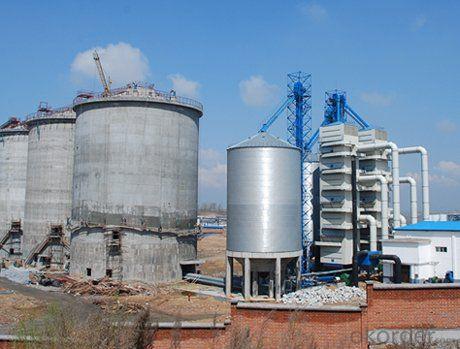 Buy Clinker Silo Cement Plant Coal Silo Coal Ash Silo
