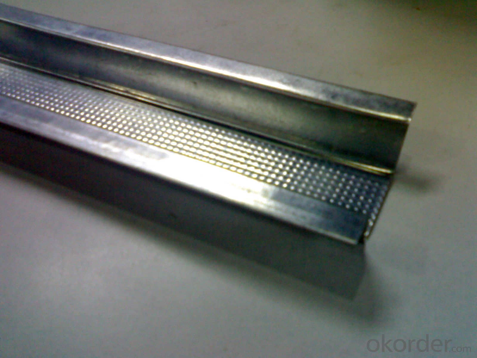 Drywall Studs Buy Galvanized Steel Profile 100 Stud For Dry Wall Price