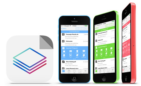 FileApp - The iPhone  iPad File Manager