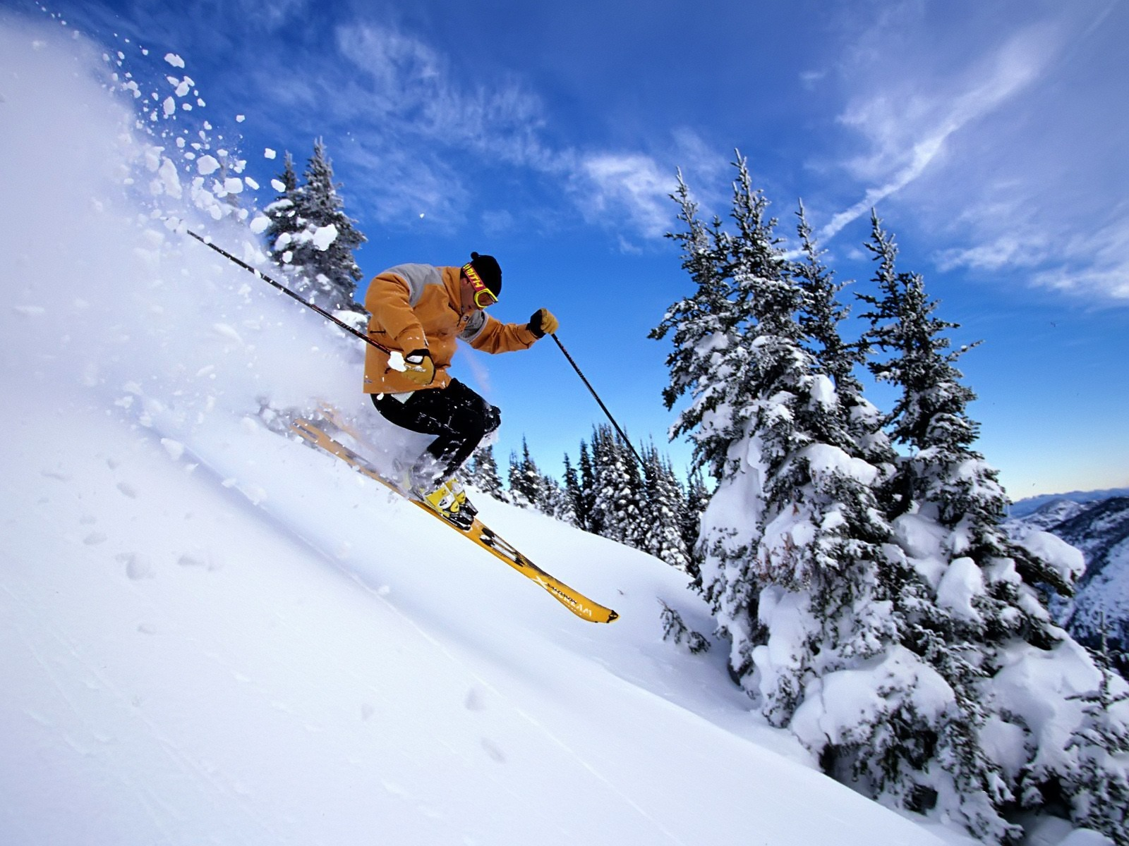 Skiing Wallpaper Ski Wallpaper Ski Sports Wallpapers In Jpg Format For Free Download
