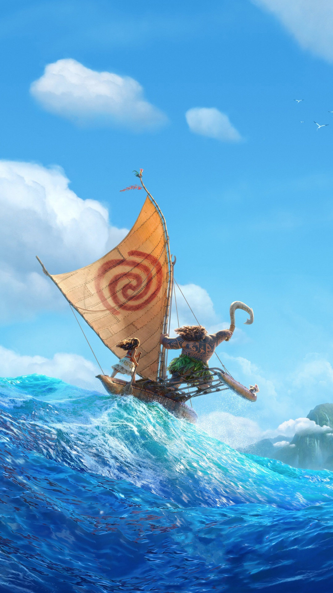 3d Animated Nature Wallpaper Free Download Disney Moana 2016 Animation Wallpapers In Jpg Format For
