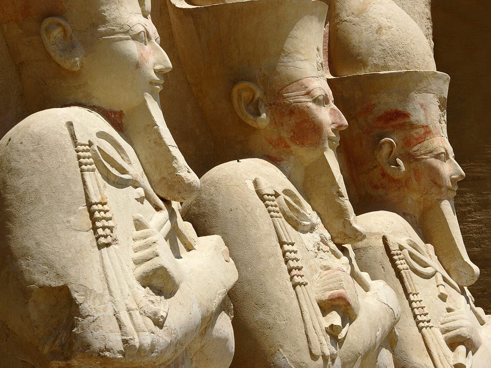 3d Pyramid Wallpaper Temple Of Hatshepsut Wallpaper Egypt World Wallpapers In