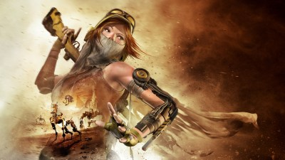 ReCore HD Xbox One Wallpapers in jpg format for free download