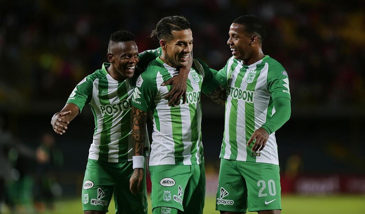 Atlético Nacional derrotó a Leones por la Copa Águila   Antena 2