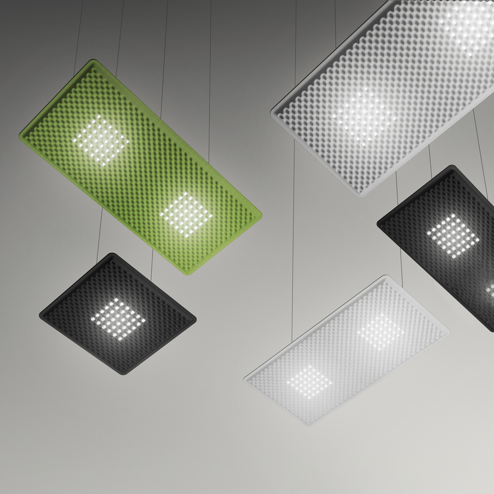 Artemide Suspension Eggboard Suspension Inspiration Materials And Technologies