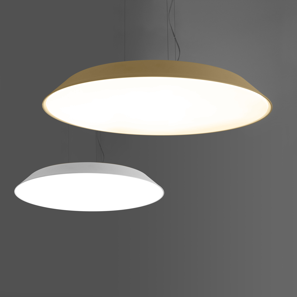 Artemide Suspension Febe Suspension Inspiration Materials And Technologies