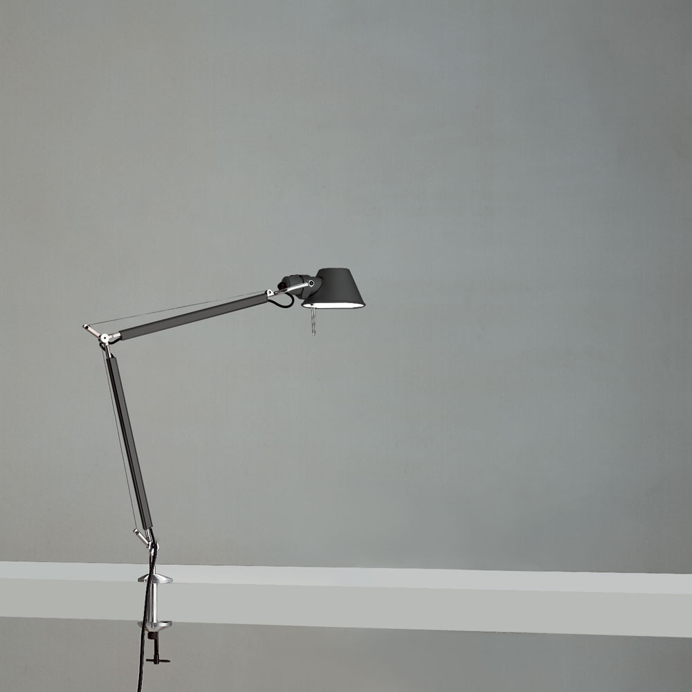 Sensorlamp Action Tolomeo Table Inspiration Materials And Technologies Artemide