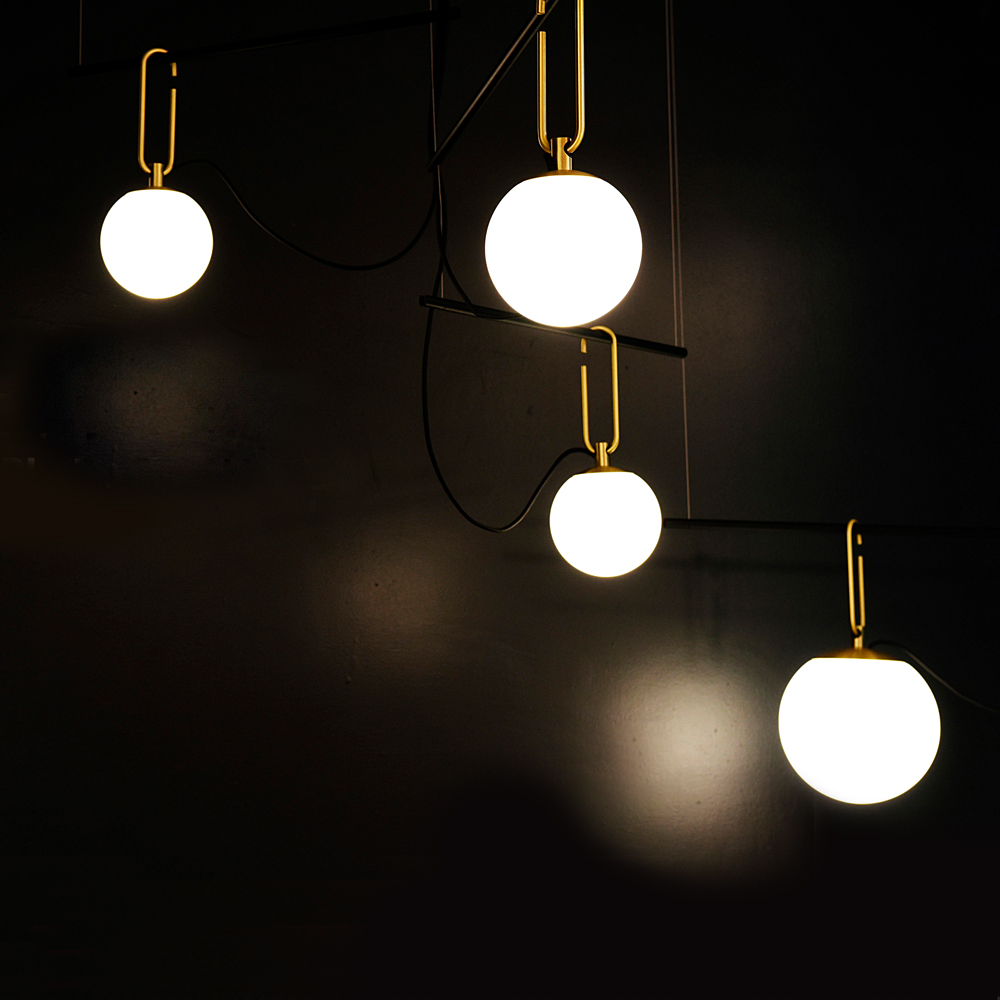 Artemide Suspension Nh Suspension Inspiration Materials And Technologies Artemide