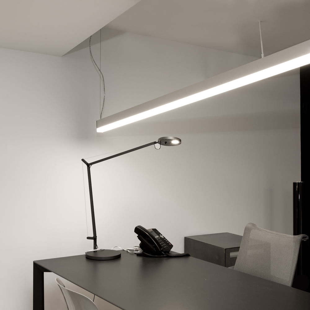 Artemide Suspension Ledbar Suspension Inspiration Materials And Technologies