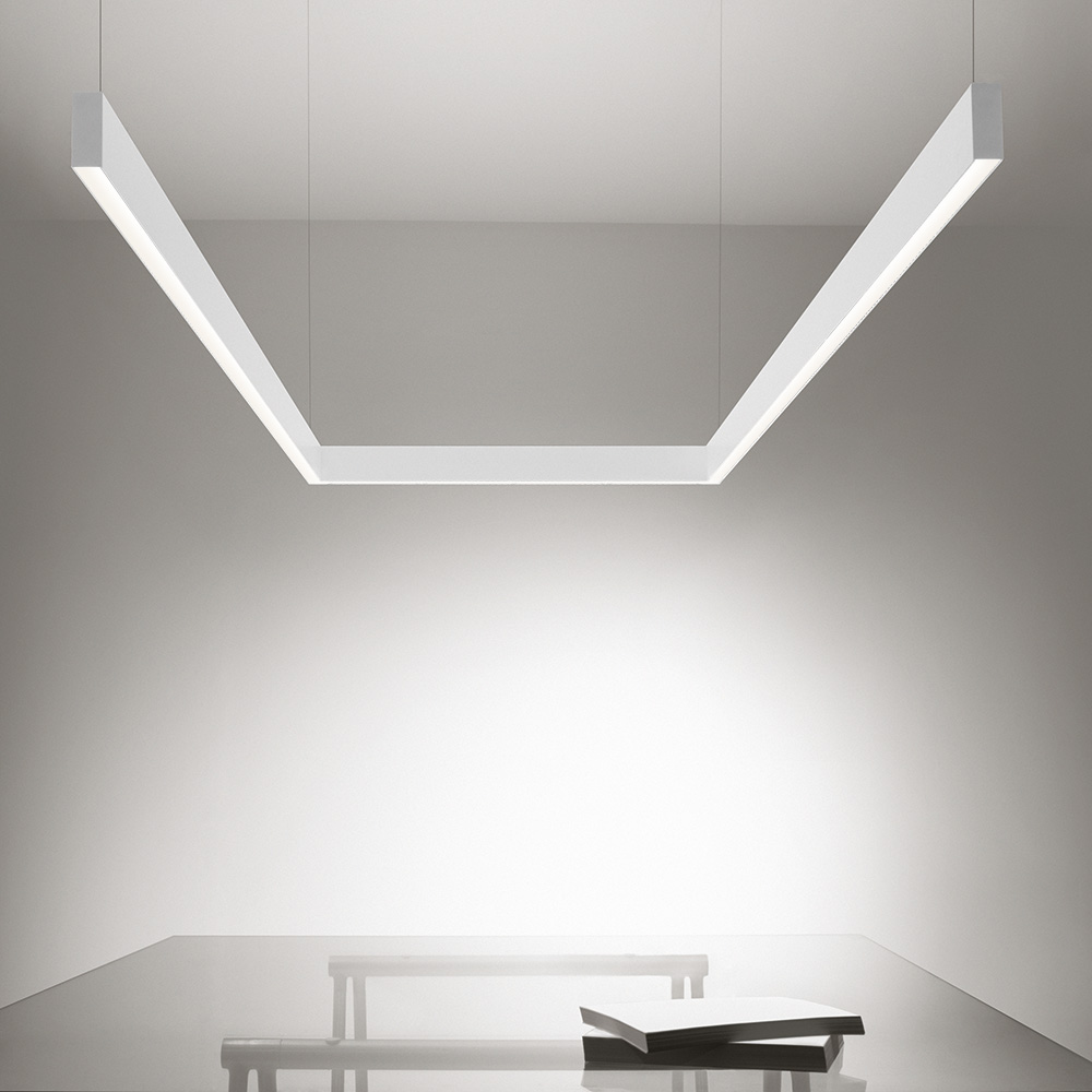 Artemide Suspension Algoritmo Systems Suspension Inspiration Materials And