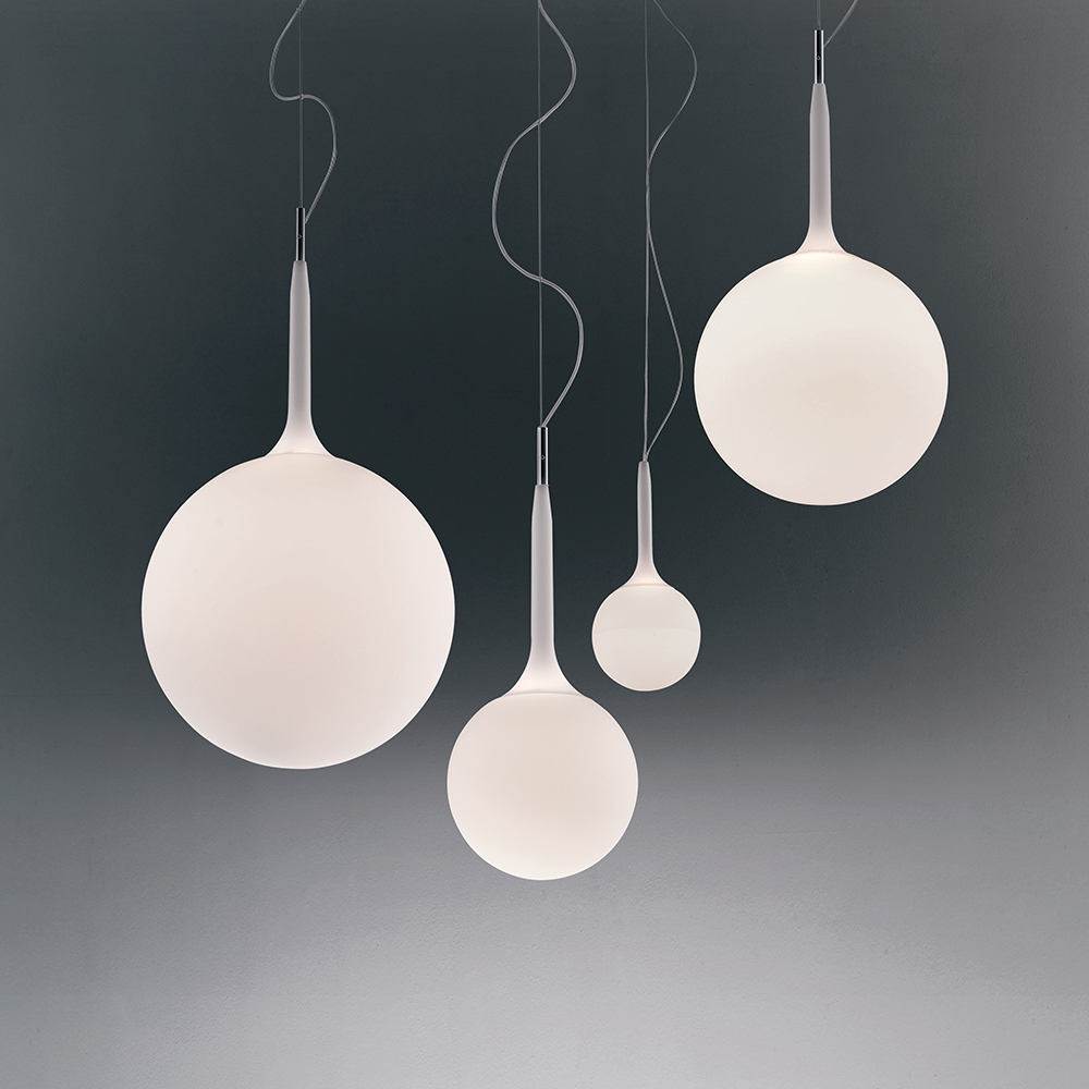 Artemide Suspension Castore Suspension Inspiration Materials And Technologies