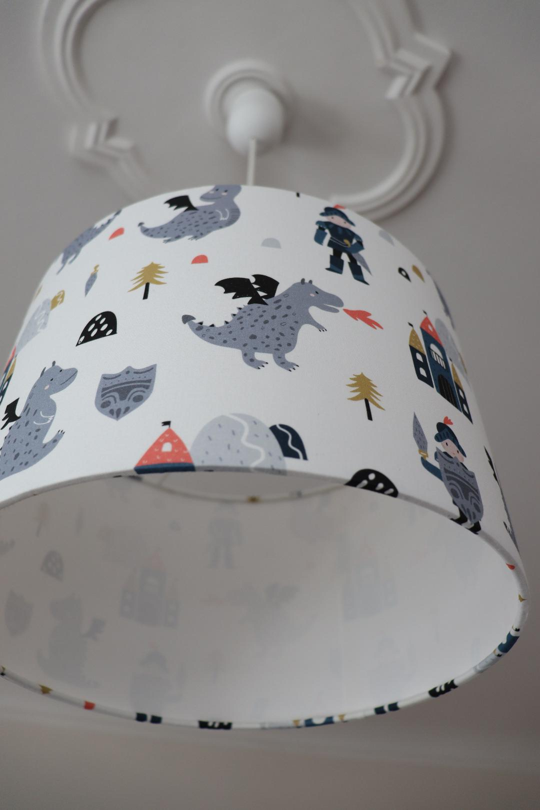 Lampenschirm Kinderzimmer Lampenschirm Kinderzimmer Babyzimmer Jungs Lampe Kinder ...