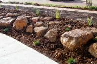 Sandstone Rock Garden - Garden Ftempo