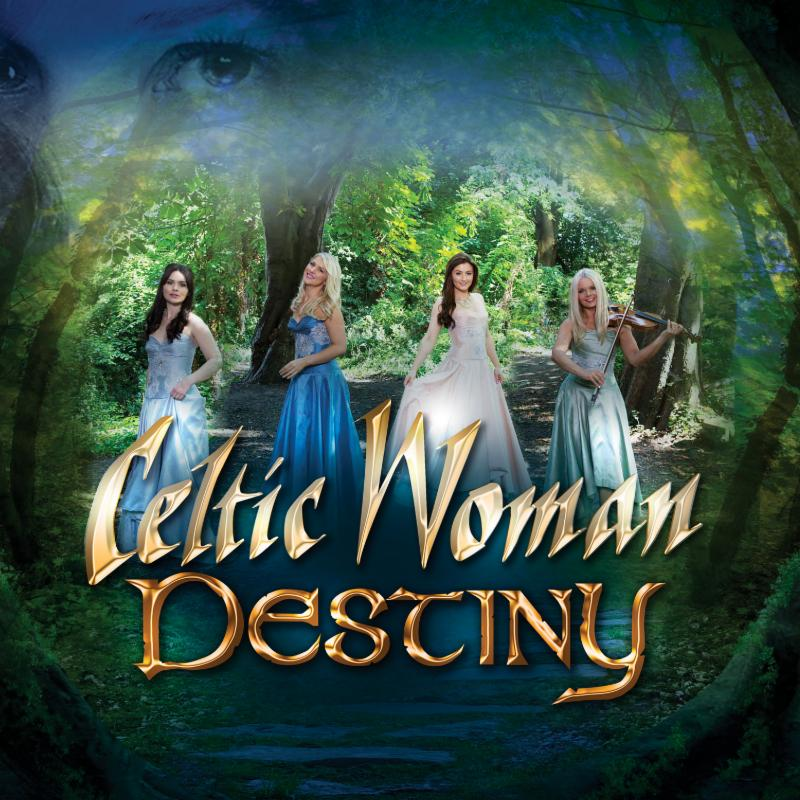CELTIC WOMAN Hold Two Spots on Billboard World Chart; #1 Voices of