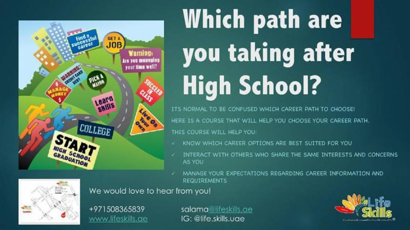 Choosing a Career Path Now is the Right Time for Teens