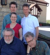 Ben Johnston and Kepler Quartet