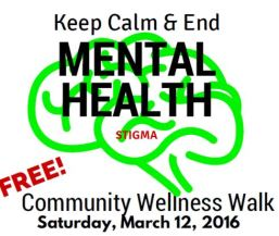 End Mental Health Stigma