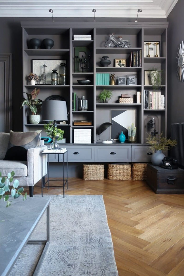 Boekenkast Ikea Ikeahacks För Bokhyllan Billy | Elle Decoration