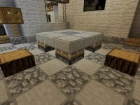 Minecraft Furniture - Tables