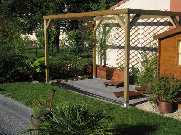 Store Banne Brico Depot Forum Pergola Bois Perso - 64 Messages
