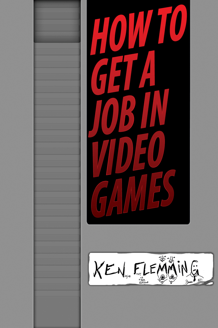 How To Get A Job In Video Games -- Book Review GameBanana Articles