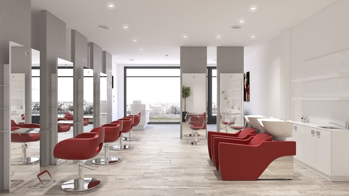 Salon Salon Layouts Beautydesign