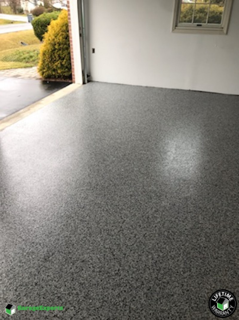 Residential Garage Epoxy Flooring in Adamstown, Md | Garage Experts of Central Maryland