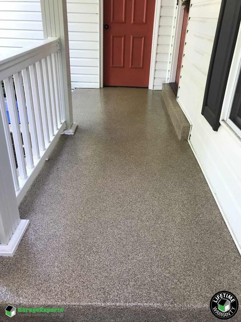 Epoxy Flooring In Maryland Heights Mo Garage Experts Of West St Louis