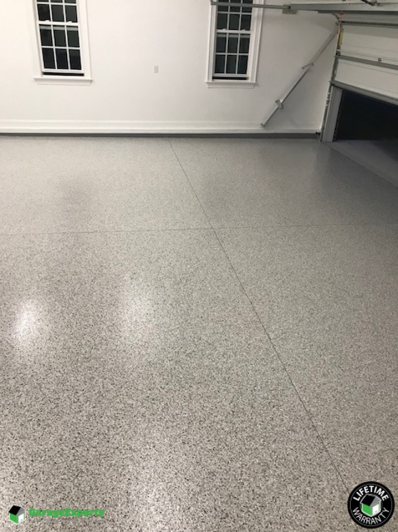Garage Experts Epoxy Floor Recent Work Garage Experts Of Eastern North Carolina