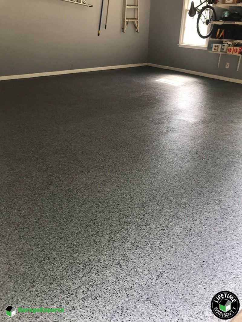 Residential Garage Epoxy Flooring In Northfield Mn Garage Experts Of Southern Minnesota