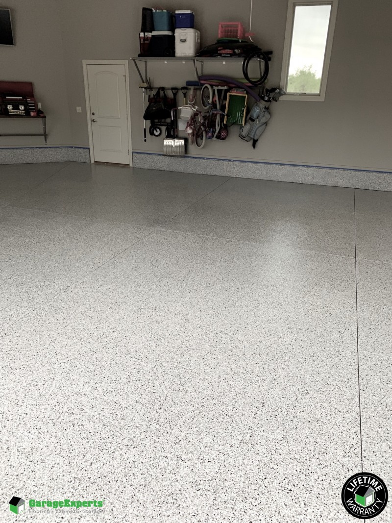 Garage Experts Epoxy Floor Recent Work Garage Experts Of Nebraska