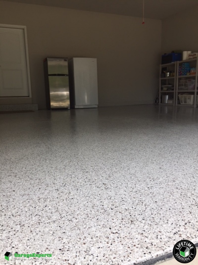 Garage Experts Epoxy Floor Recent Work Garage Experts Of Southern Illinois