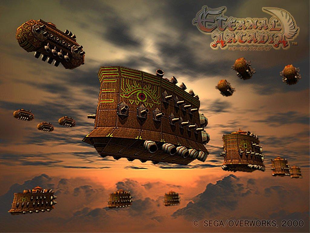 Desktop Wallpapers High Resolution 3d Eternal Arcadia Wallpapers Download Eternal Arcadia