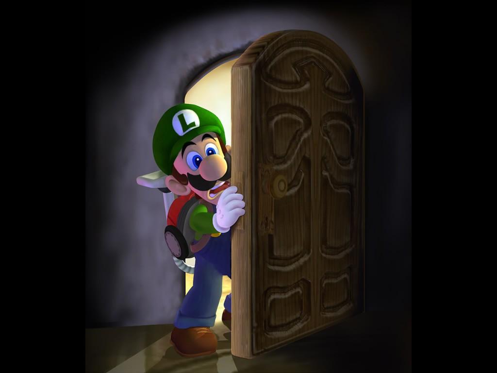 3d Animated Horror Wallpaper Luigis Mansion Wallpapers Download Luigis Mansion