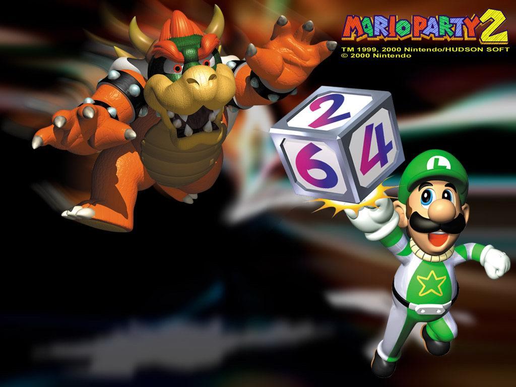 Disney Princess 3d Wallpaper Mario Party2 Wallpapers Download Mario Party2 Wallpapers